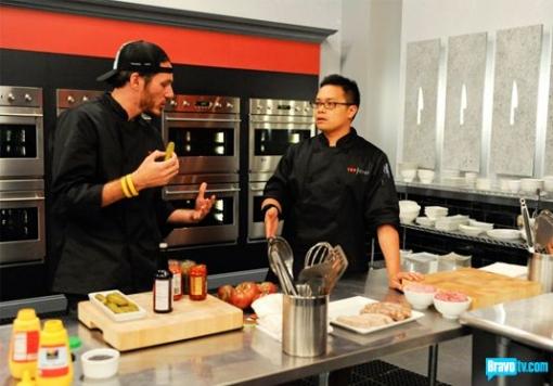television chef stars episode