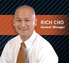 Rich Cho - Charlotte GM