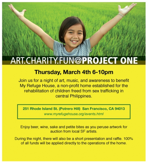 Art.Charity.Fun@ Project One