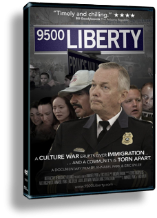 DVD Review: 9500 Liberty