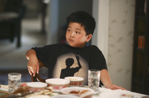 Interview with Hudson Yang of 'Fresh Off the Boat ...