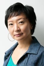 Headshot of Cathy Park Hong