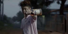"""Screencap from the """"Dat $tick"""" music video"""